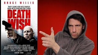 Death Wish - Movie Review
