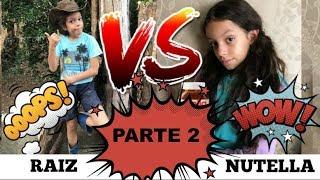 Baixar Criança raiz Vs Criança nutella (PARTE 2)