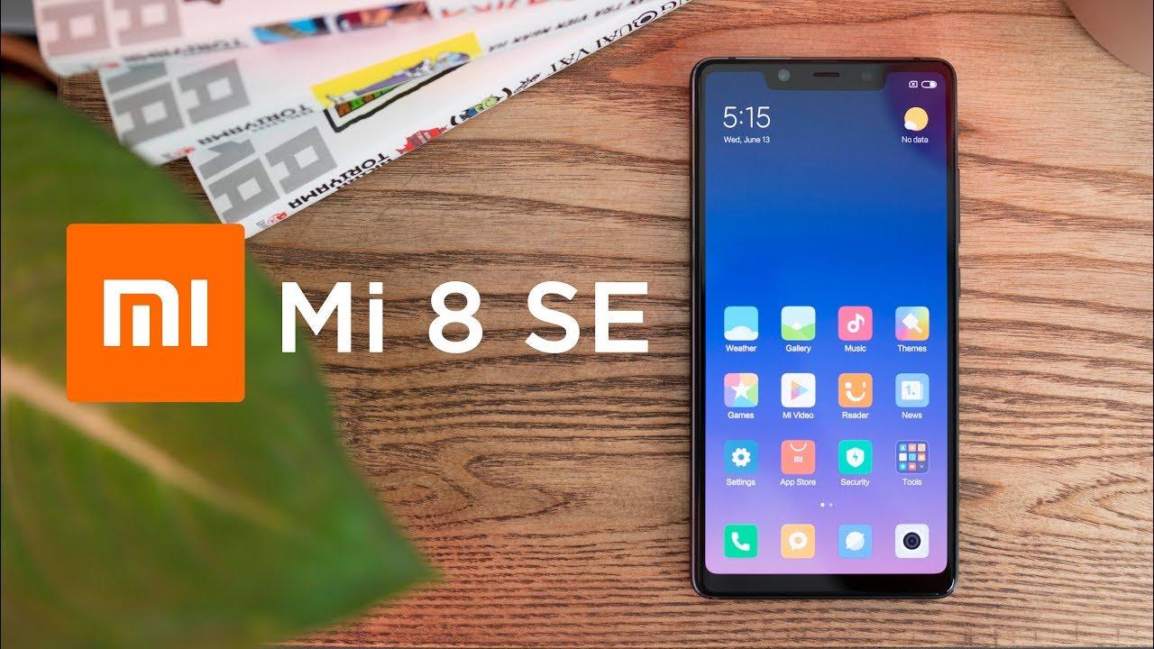 Mở hộp và đánh giá nhanh Xiaomi Mi8 SE