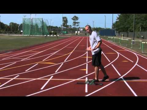 100 Meter Dash Tips