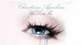 Christina Aguilera - You Lost Me (Strings Intro)