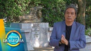 Viuda e hijos de Agustín Lara lo recuerdan a 49 años de su muerte. | Venga La Alegría