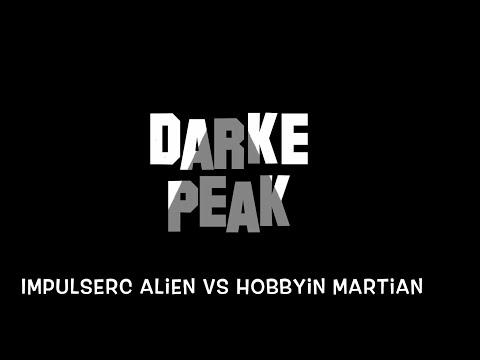 Martian vs Alien - Frame Comparison