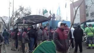 Paro de recolectores de residuo en Quilmes