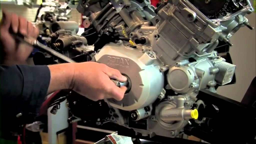 Brp Can Am Spyder >> CAN-AM® ROTAX® ENGINES - YouTube