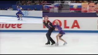 Оксана Грищук Евгении Платов NHK 1997 и ОИ 1998 два в одном