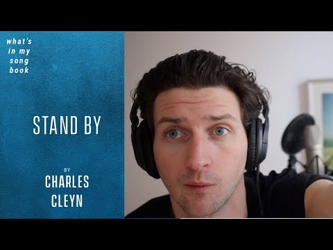 Charles Cleyn - Stand By - Unreleased (What's In My Song Book)