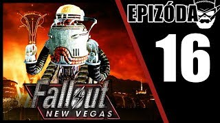 ROBO-MOZOG - Fallout New Vegas / 1080p 60fps / CZ/SK Lets Play / # 16