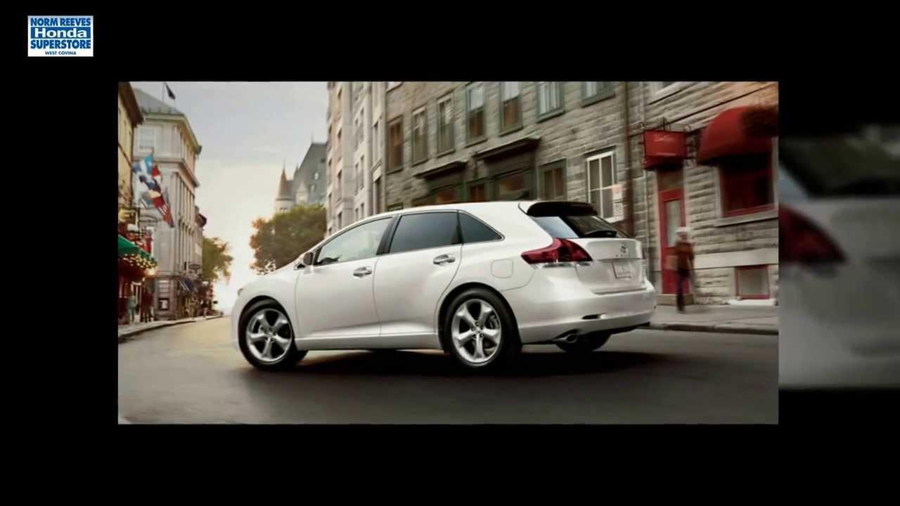 Honda Crosstour Vs Toyota Venza