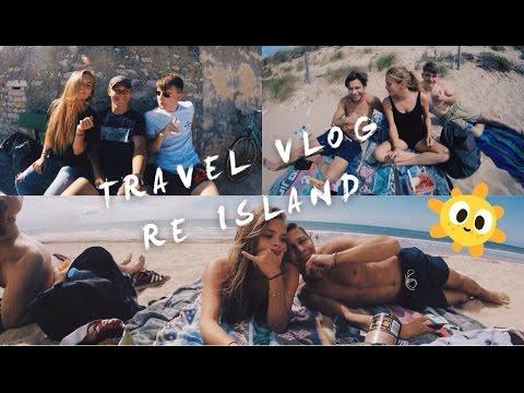 ✈ TRAVEL VLOG / RE ISLAND