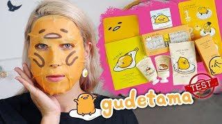 ♦ Test kosmetyków dla leniwych dziewczyn  Gudetama z Holika Holika ♦ Agnieszka Grzelak Beauty