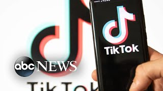 President Trump takes on TikTok
