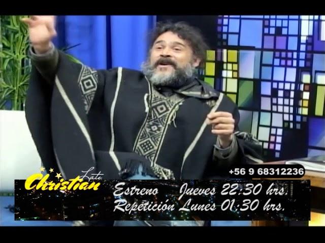 Arturo Ruiz Tagle en Christian Late