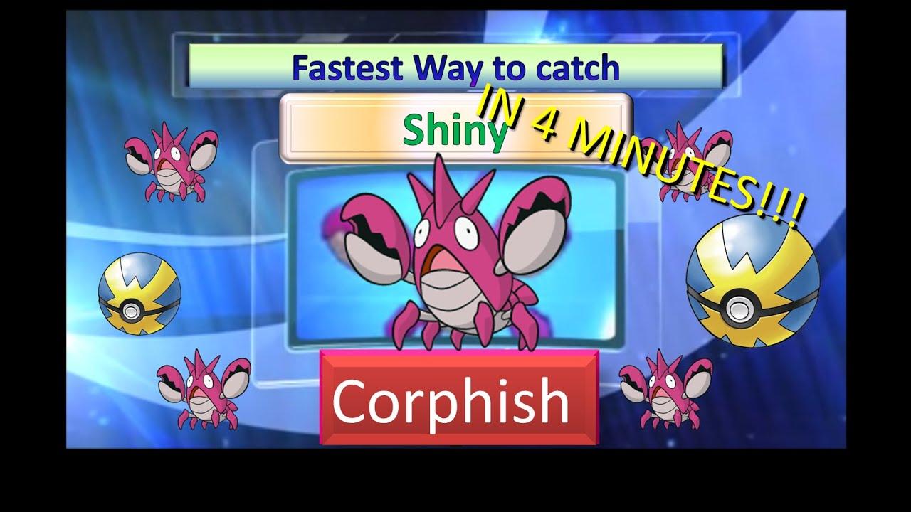 Corphish flavor – Pokémon #341 - veekun