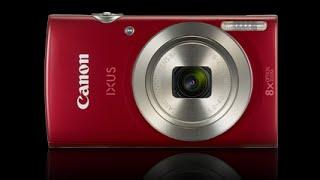 canon Ixus 175 Tutorial video