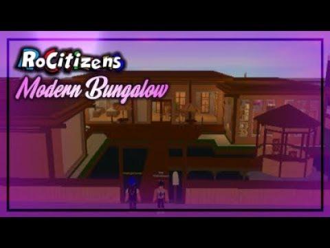 ROBLOX | RoCitizens: Modern Bungalow