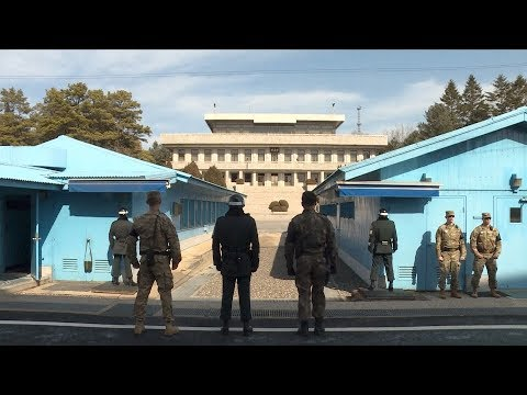 Panmunjom: 'Most dangerous' area but open for travel