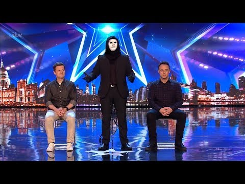 Britain's Got Talent 2019 Magician X Full Audition S13E02