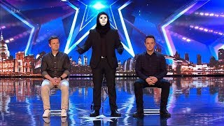 Download Britain's Got Talent 2019 Magician X Full Audition S13E02 Mp3 and Videos
