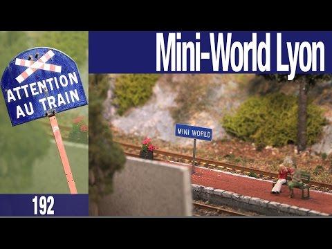 Mini World Lyon, projet de création d'un Miniatur Wunderland à la Française