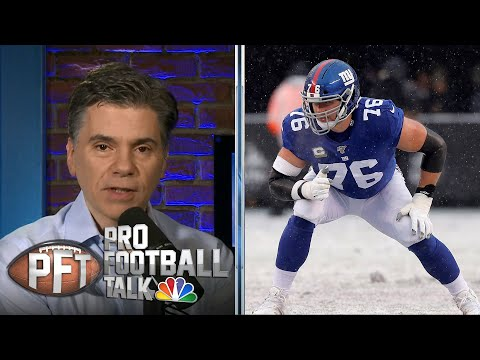 Impact of Giants OT Nate Solder's decision to opt out of season | Pro Football Talk | NBC Sports