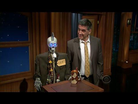 Late Late Show with Craig Ferguson 1/5/2012 Tom Selleck, Daniela Ruah