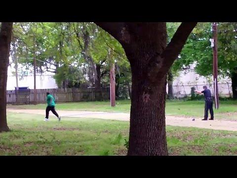 Amvid: White police officer shoots dead unarmed black man