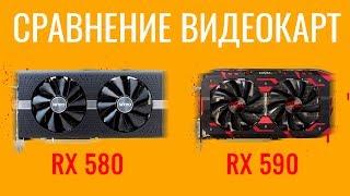 RX 590 va boshqalar RX 580