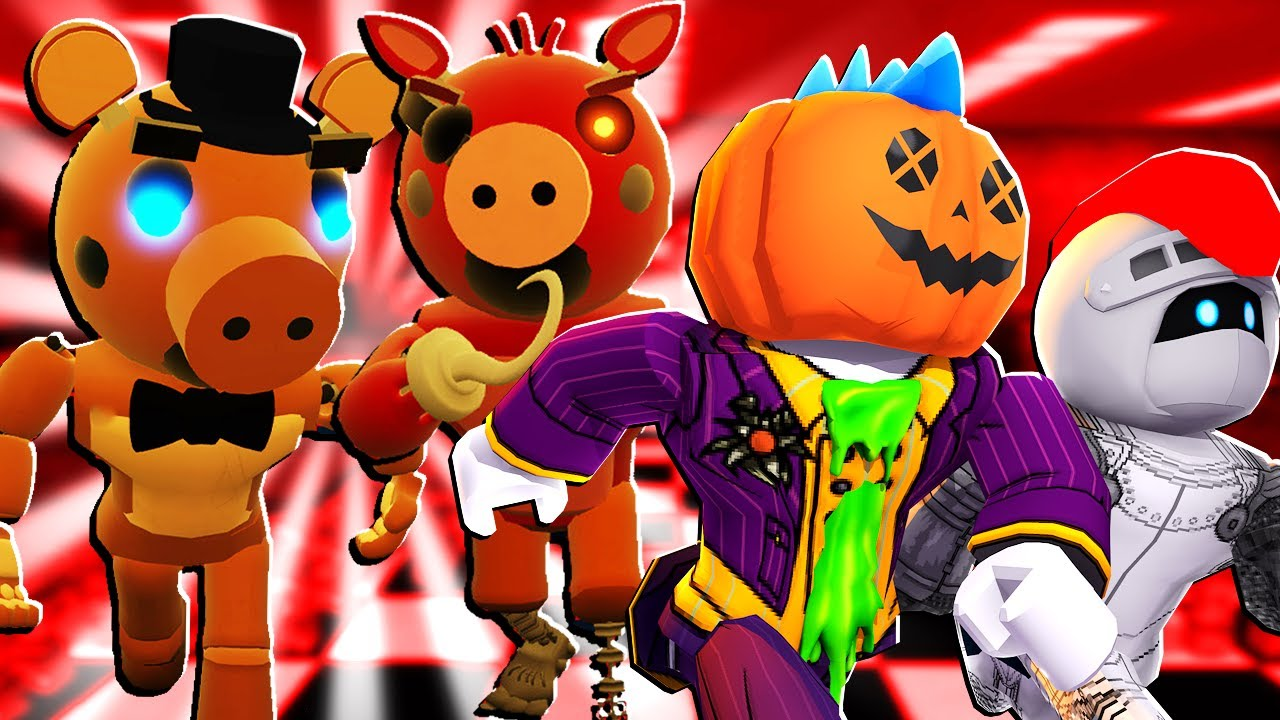 NEW PIGGY STYLE FNAF GAME Roblox Freggy With Gallant Gaming A Five Nights At Freddys Game
