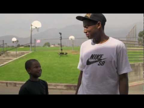 "Veja o video -Nike Skateboarding ""Inspired by Koston: Ishod Wair"""