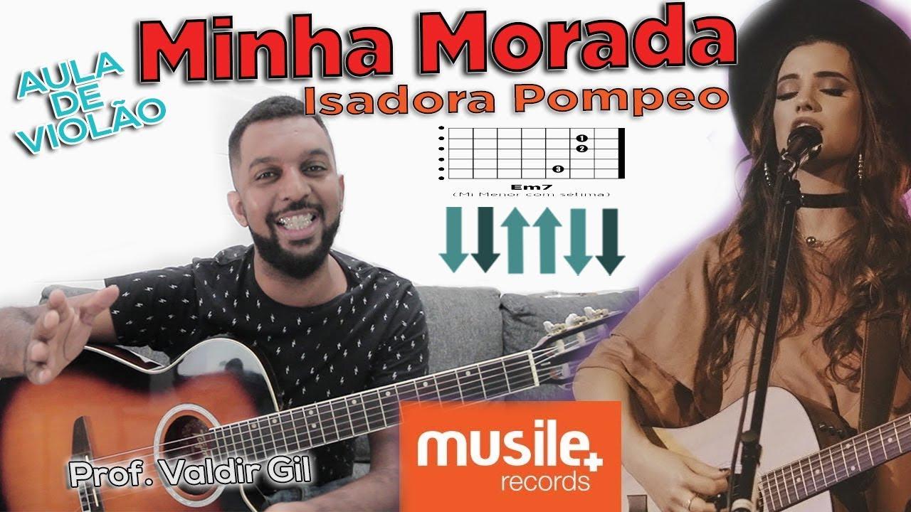 Aula #29 Isadora Pompeo - MINHA MORADA