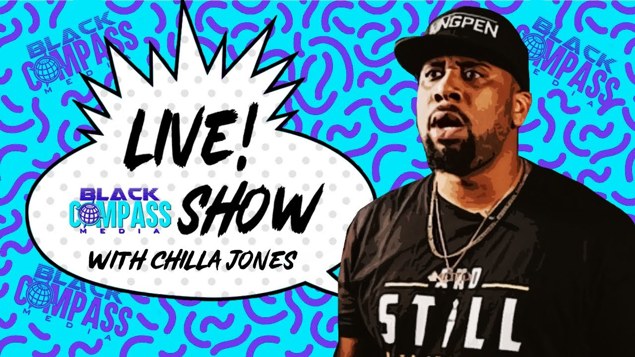 "Chilla Jones Breaks down Loaded Lux, K-Shine, Verb, 2021 Hitlist, ""Tsu Surf wasted a Lux battle"""
