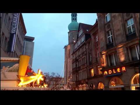 Weihnachtsmarkt Dortmund-Christmas Market Dortmund (Germany)18 December 2016