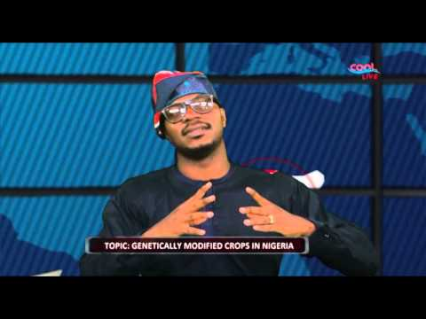 CROSSFIRE - GMO - Guest: Gbadebo Rhodes-Vivour - Part 2  COOL TV