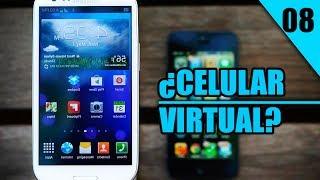 Como descargar e instalar un celular virtual Android para PC