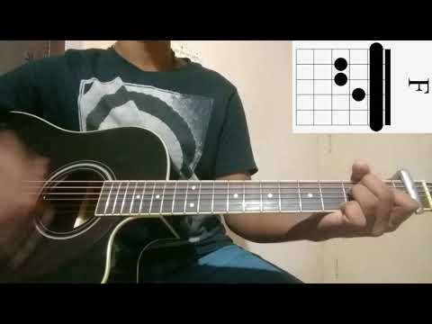 How to play 'Kavithe' song on guitar from movie 'Galipata'(Kannada Tutorial)