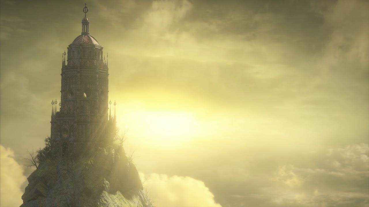 Dark Souls Iii Ringed City Wallpaper 4k Youtube