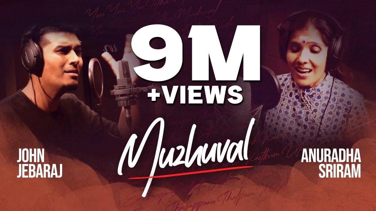 Download Muzhuval | Anuradha Sriram | John Jebaraj | Official Video