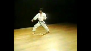 Ката каратэ сетокан - Хейан Нидан(Ката каратэ сетокан, вторая из пяти ката серии Хэйан, старое название Пинан. Созданное мастером Ясуцунэ..., 2016-05-15T06:32:46.000Z)