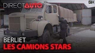 BERLIET : A LA DÉCOUVERTE DES CAMIONS STARS !