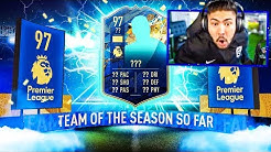 97 RATED PL TOTS IN A PACK!! FIFA 20