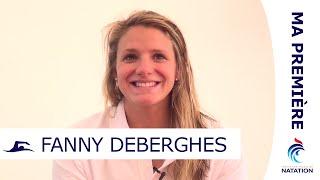 Fanny Deberghes, nageuse de l
