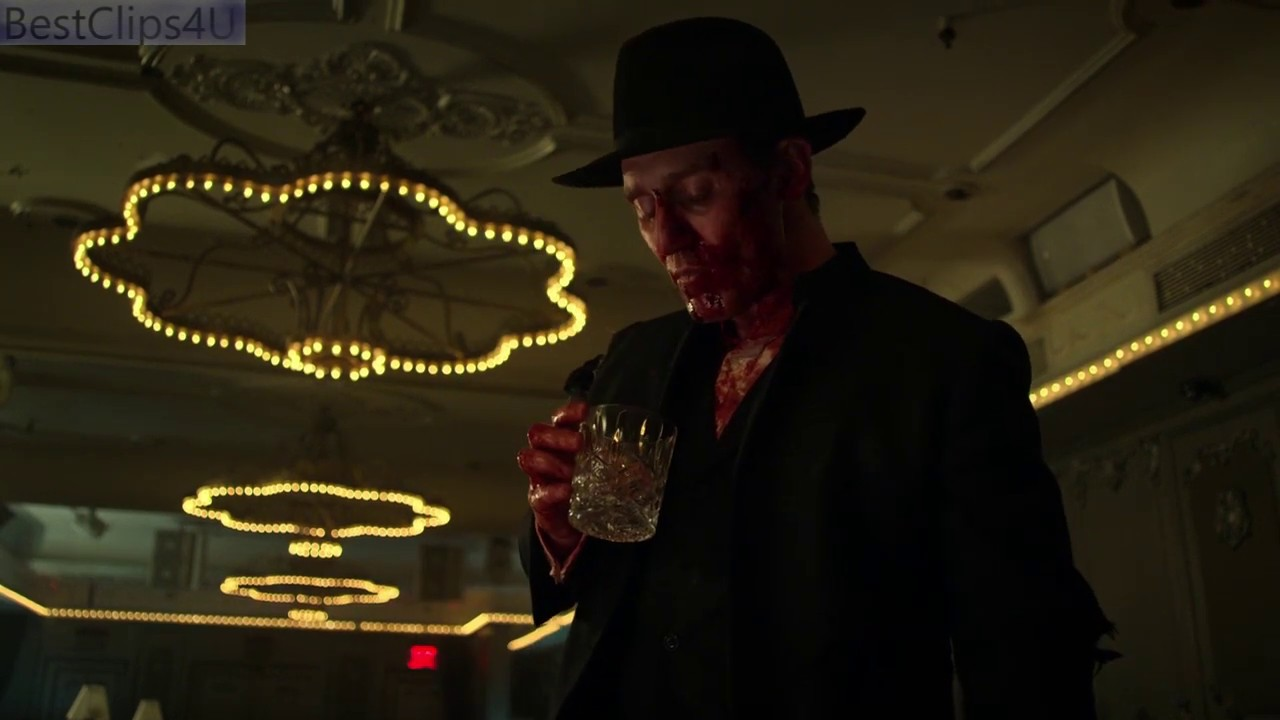 Download Marvel's The Punisher Season 2 | Pilgrim defeats his former gang Scene