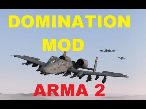 Arma 2 mods domination