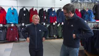 Mountain Equipment Womens Moreno Hooded Fleece