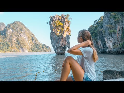 James Bond Island Tour • Phang Nga Bay Thailand • Khao Lak Tour | VLOG #323