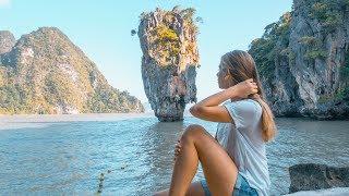 James Bond Island Tour • Phang Nga Bay Thailand • Khao Lak Tour | VLOG #323