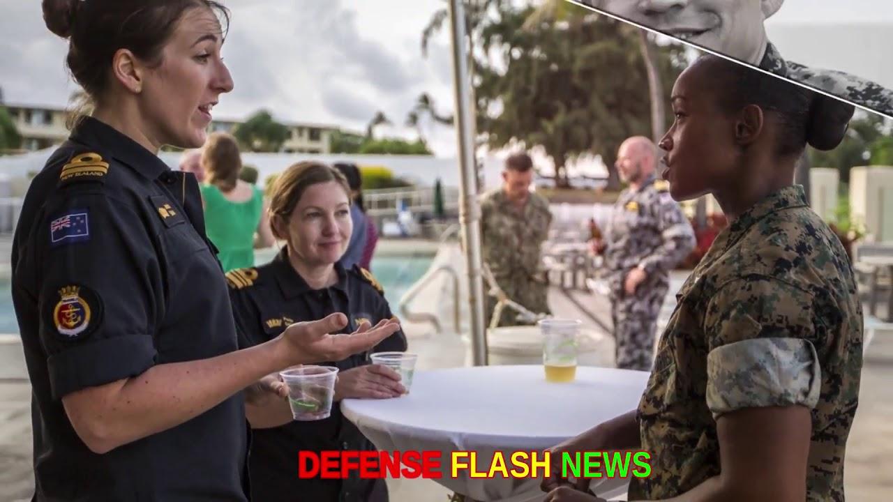 DFN:Aloha Minute MARINE CORPS BASE HAWAII, HI, UNITED STATES 07 06 2018