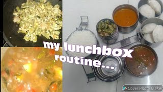 My morning routine 5 am to 7am/ lunch and breakfast routine