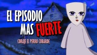 El episodio más POLÉMICO emitido por Cartoon Network   Coraje, el Perro Cobarde - The Mask